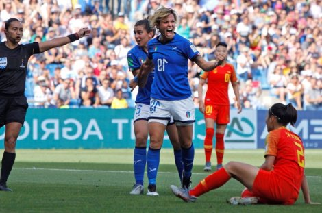 World Cup 2019: Nhật Bản và Trung Quốc cay đắng rời cuộc chơi