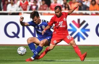 AFC Cup:  Bình Dương đi tiếp vào loạt trận chung kết