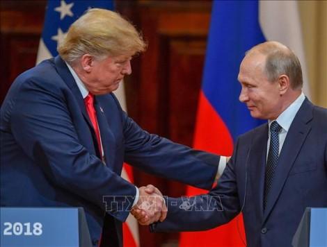 Điện Kremlin tiết lộ chủ đề cuộc gặp thượng đỉnh Nga - Mỹ