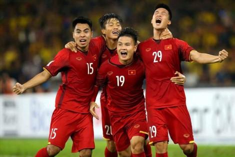 Đội tuyển quốc gia Việt Nam vươn lên hạng 96 thế giới