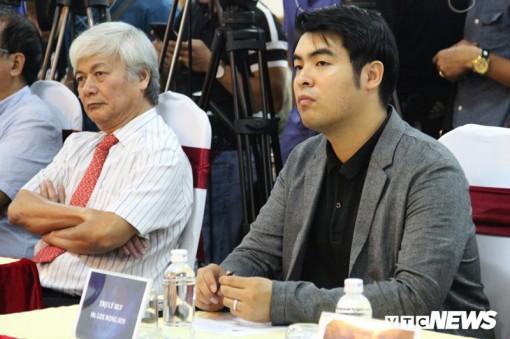 VFF chính thức đàm phán với đại diện của HLV Park Hang-seo