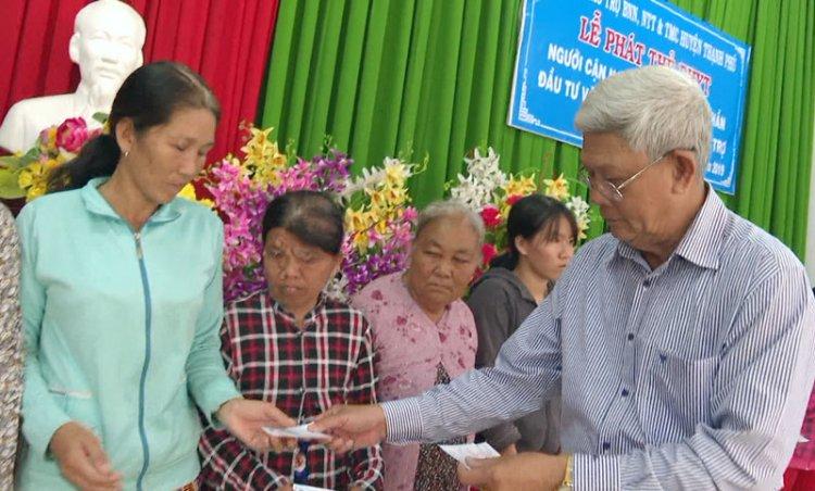 Thạnh Phú đẩy mạnh công tác bảo hiểm y tế