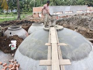 Nông dân hưởng lợi từ Dự án Hỗ trợ nông nghiệp các bon thấp