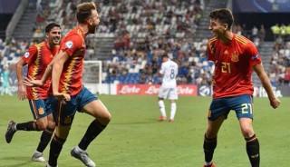 Bán kết U21 Châu Âu:  U21 Tây Ban Nha thắng U21 Pháp đoạt vé chung kết