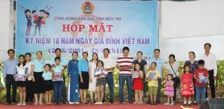 36 gia đình nhà giáo tiêu biểu được tôn vinh