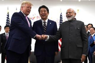 Ấn Độ - Nhật Bản - Mỹ thảo luận về hợp tác an ninh, kết nối hạ tầng