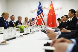 Tổng thống Mỹ sẵn sàng cho một thỏa thuận thương mại lịch sử với Trung Quốc
