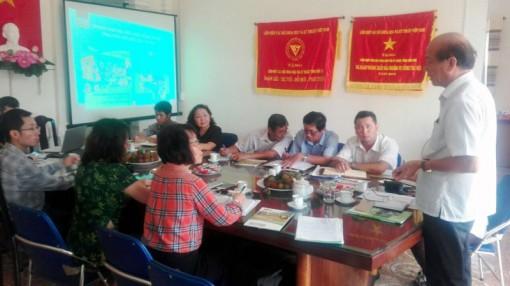 Liên hiệp các Hội Khoa học kỹ thuật Bến Tre hợp tác với Trung tâm Phát triển nông thôn bền vững
