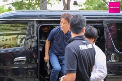 Cựu HLV Nhật Bản ở World Cup chính thức dẫn dắt đội tuyển Thái Lan