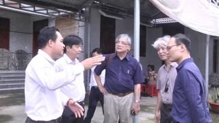 Khảo sát tình hình phát triển kinh tế tại huyện Chợ Lách