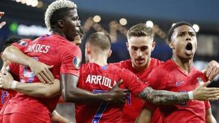 Bán kết Gold Cup 2019:  Trận đấu giữa Jamaica và Mỹ bất ngờ phải tạm dừng