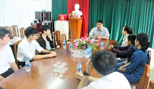6 thí sinh của tỉnh dự Hội thi tin học trẻ toàn quốc