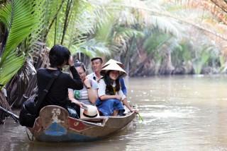 Trải nghiệm du lịch vườn dừa
