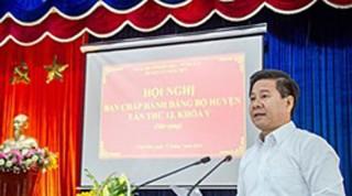 Ông Bùi Chí Thành được bầu làm Chủ tịch MTTQ tỉnh Bà Rịa-Vũng Tàu