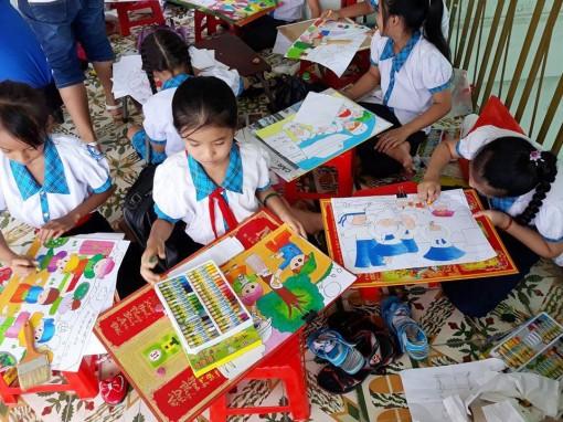 Rèn chữ hay luyện kỹ năng cho trẻ?