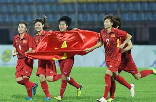 Đội tuyển nữ Việt Nam hướng tới mục tiêu cao nhất tại giải vô địch Đông Nam Á 2019