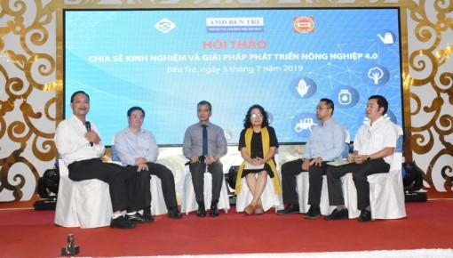 Hướng đến hỗ trợ Bến Tre phát triển nông nghiệp 4.0