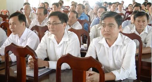 Mỏ Cày Nam sinh hoạt chuyên đề tháng 7-2019