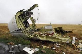 Ukraine giao bằng chứng đầu tiên tiên trong vụ MH17 cho Hà Lan