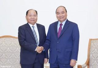 Việt Nam sẵn sàng cử chuyên gia giỏi giúp Lào trong lĩnh vực nội vụ