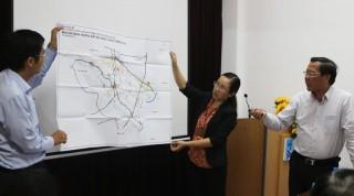 Phó bí thư Thường trực Tỉnh ủy Phan Văn Mãi làm việc với Sở Xây dựng