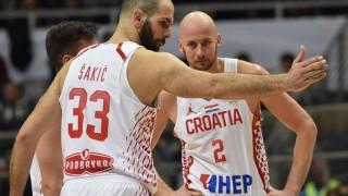 Croatia thất bại 58-74 trước Brooklyn Nets