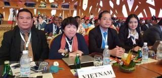 Việt Nam được bầu làm Phó chủ tịch Liên minh nghị viện Pháp ngữ