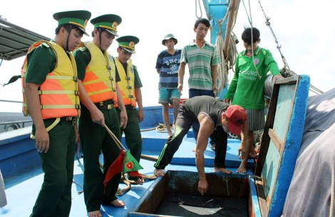 Tuyên truyền quy định về xử phạt vi phạm hành chính trong lĩnh vực thủy sản