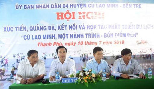 Xúc tiến, quảng bá, kết nối và hợp tác phát triển du lịch Cù lao Minh