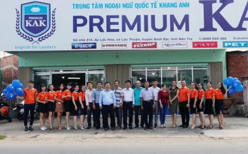 Khai trương Trung tâm Ngoại ngữ quốc tế Premium KAK Chi nhánh Lộc Thuận