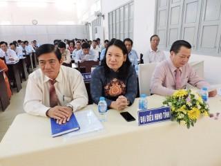 Kỳ họp thứ 11 HĐND huyện Châu Thành thông qua 4 nghị quyết