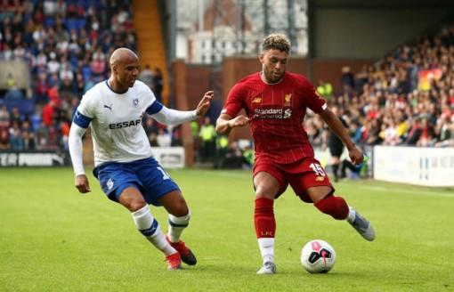 Giao hữu quốc tế:  Liverpool đánh bại Tranmere 6-0