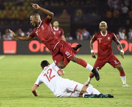 CAN 2019:  Tunisia đánh bại Madagascar 3-0 vào bán kết