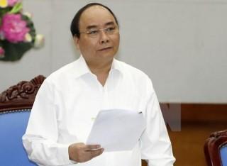 Thường trực Chính phủ họp bàn thúc đẩy phát triển thương mại