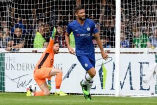 Giao hữu CLB:  Chelsea đánh bại Patrick Athletic 4-0