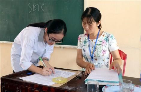 Bộ Giáo dục và Đào tạo thông báo chính thức về việc cung cấp dữ liệu điểm thi Trung học phổ thông quốc gia năm 2019