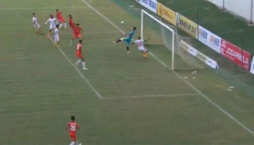 Vòng 15 V-League 2019:  Đà Nẵng và Hải Phòng chia điểm
