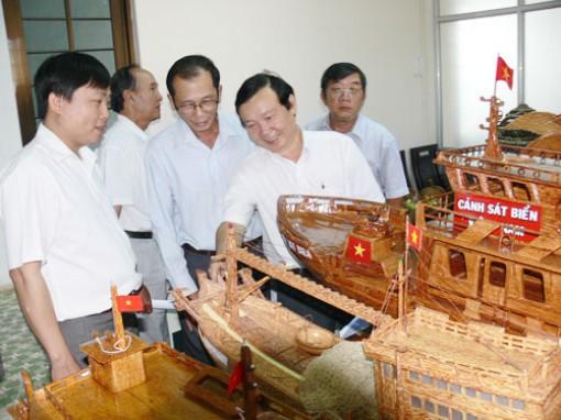 Hội thi Sáng tạo ngành dừa, tôn vinh doanh nghiệp, doanh nhân tiêu biểu ngành dừa