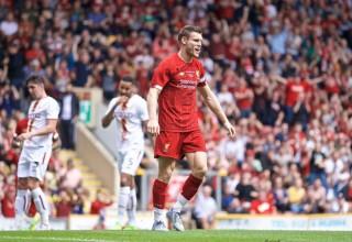 Giao hữu Quốc tế: Bradford bị Liverpool đánh bại 1-3