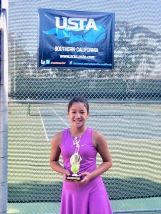 Tay vợt 13 tuổi người Việt Nam lên ngôi vô địch tại Mỹ