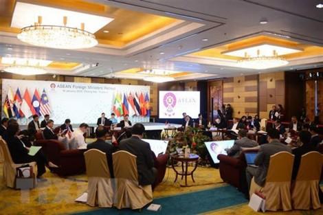 Thái Lan xúc tiến chuẩn bị cho Hội nghị Bộ trưởng Ngoại giao ASEAN