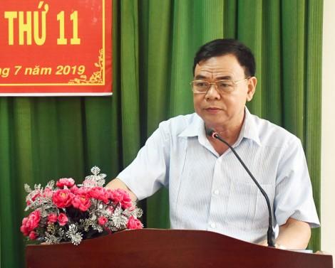 Đại biểu HĐND tỉnh tiếp xúc cử tri tại các huyện, thành phố