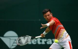 Lý Hoàng Nam thi đấu sòng phẳng với tay vợt hạng 262 ATP