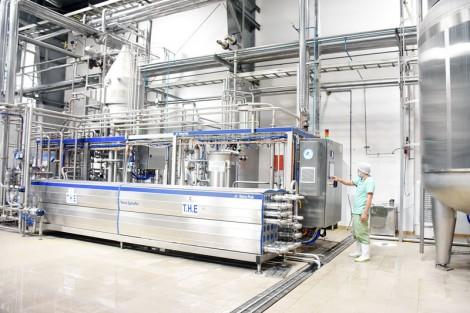 Đổi mới công nghệ chế biến hàng nông sản