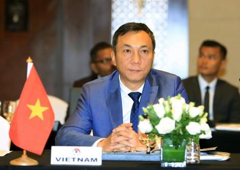 Ông Trần Quốc Tuấn được bổ nhiệm Chủ tịch Ủy ban thi đấu AFC