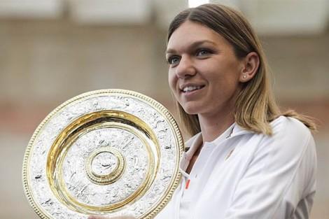 Vô địch Wimbledon 2019, Simona Halep nhận những vinh dự cao nhất Romania