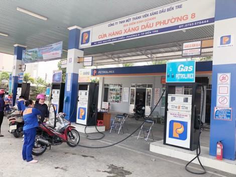 Giá xăng tăng hơn 700 đồng/lít