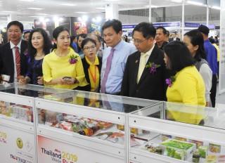 Khai mạc Tuần lễ Thái Lan tại Bến Tre