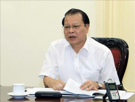 Bộ Chính trị kỷ luật cảnh cáo đồng chí Vũ Văn Ninh, nguyên Phó thủ tướng Chính phủ