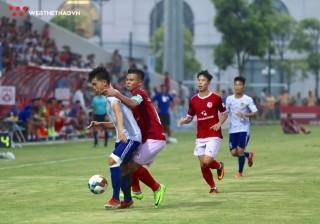 Vòng 14 giải hạng Nhất Quốc gia 2019: Phố Hiến bị Huế cầm hòa 0-0